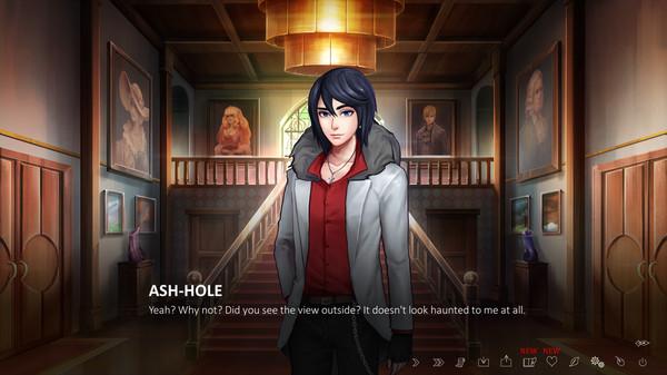 Скриншот №6 к The Letter - Horror Visual Novel