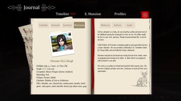 Скриншот №12 к The Letter - Horror Visual Novel