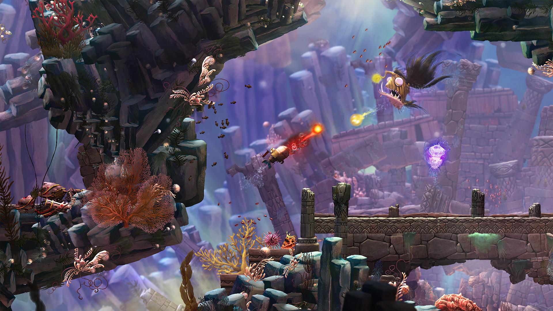 Song of the Deep Screenshot 3