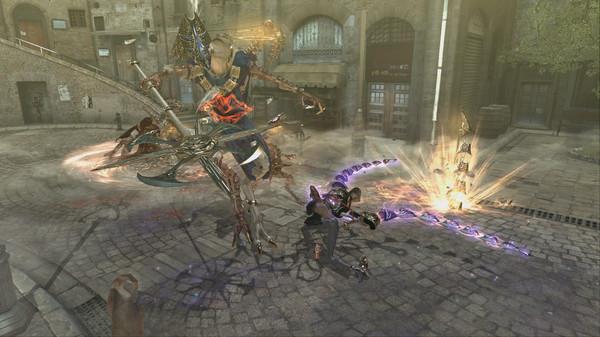 Скриншот №11 к Bayonetta