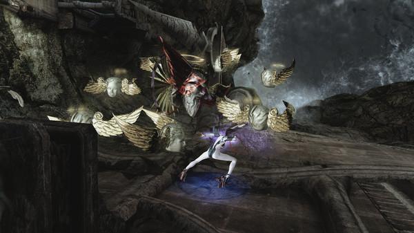 Скриншот №10 к Bayonetta