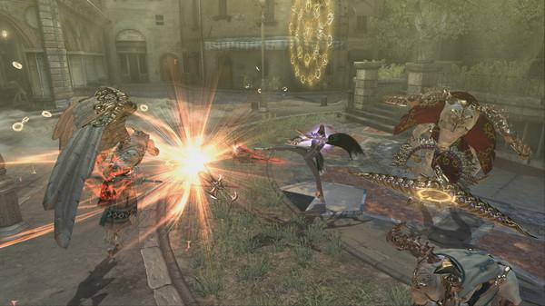 Скриншот №5 к Bayonetta