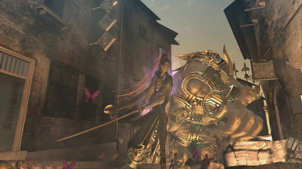 Скриншот №9 к Bayonetta