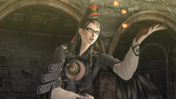 Скриншот №1 к Bayonetta