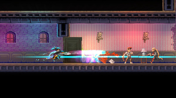 Скриншот №10 к Katana ZERO
