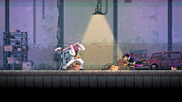Скриншот №8 к Katana ZERO