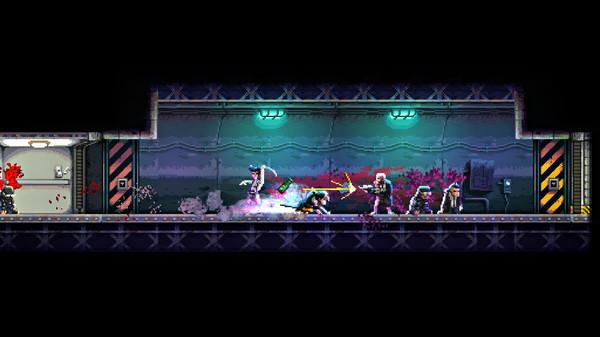 Скриншот №5 к Katana ZERO