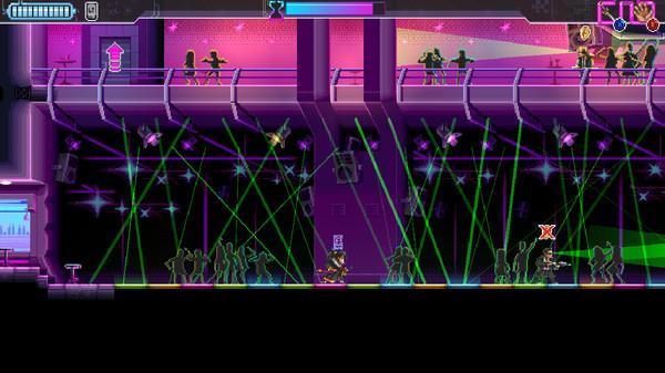 Скриншот №4 к Katana ZERO
