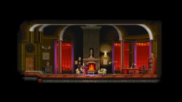 Скриншот №1 к Katana ZERO
