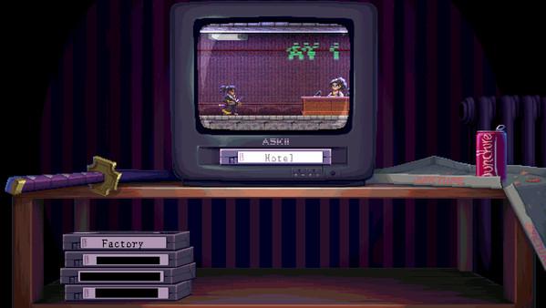 Скриншот №16 к Katana ZERO