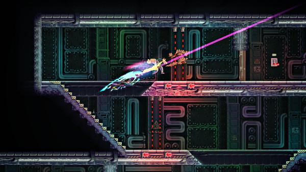 Скриншот №3 к Katana ZERO