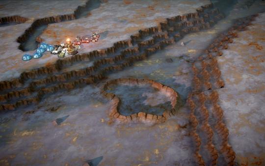скриншот Offworld Trading Company - Real Mars Map Pack DLC 0