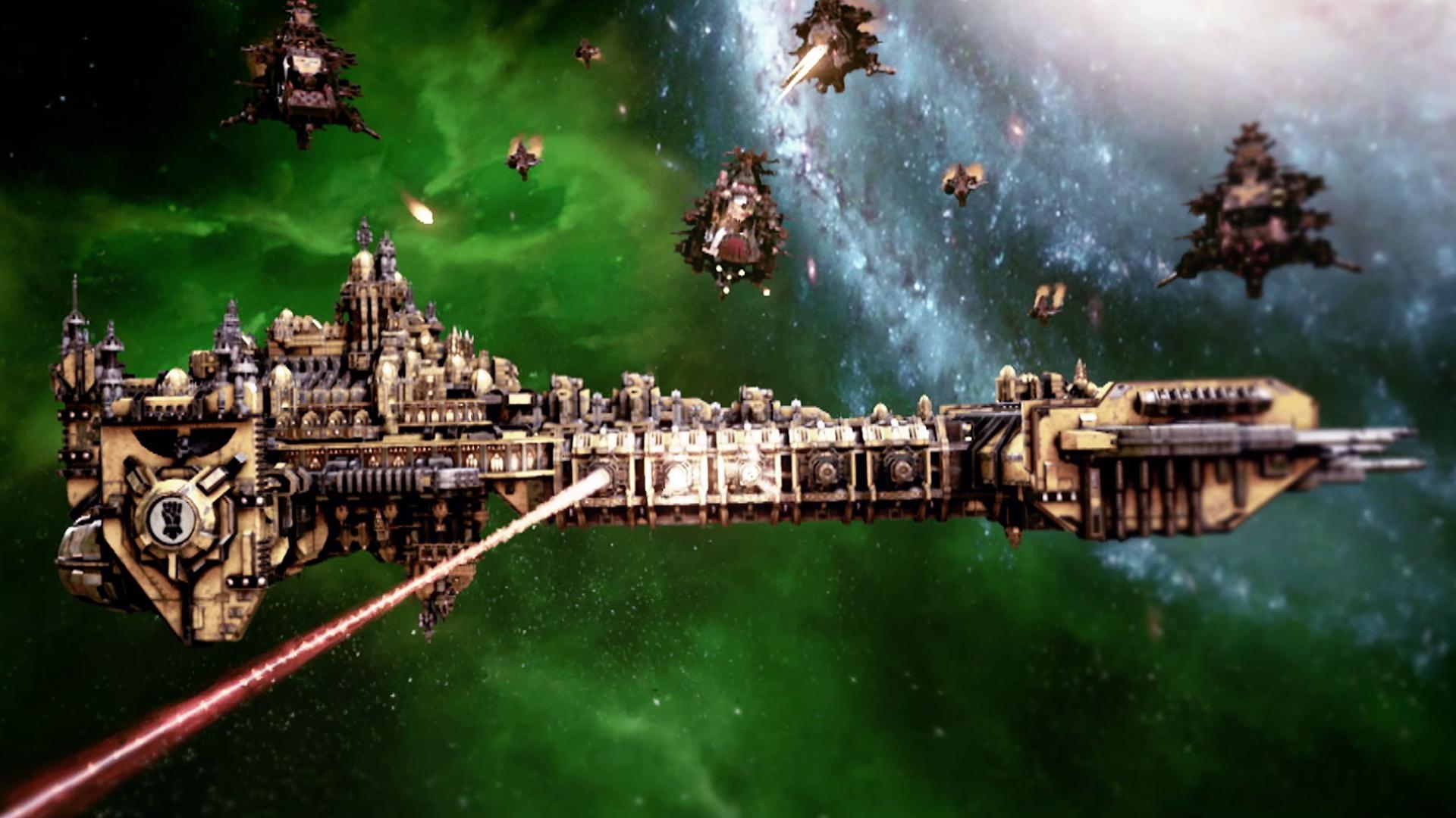 Battlefleet Gothic: Armada - Space Marines