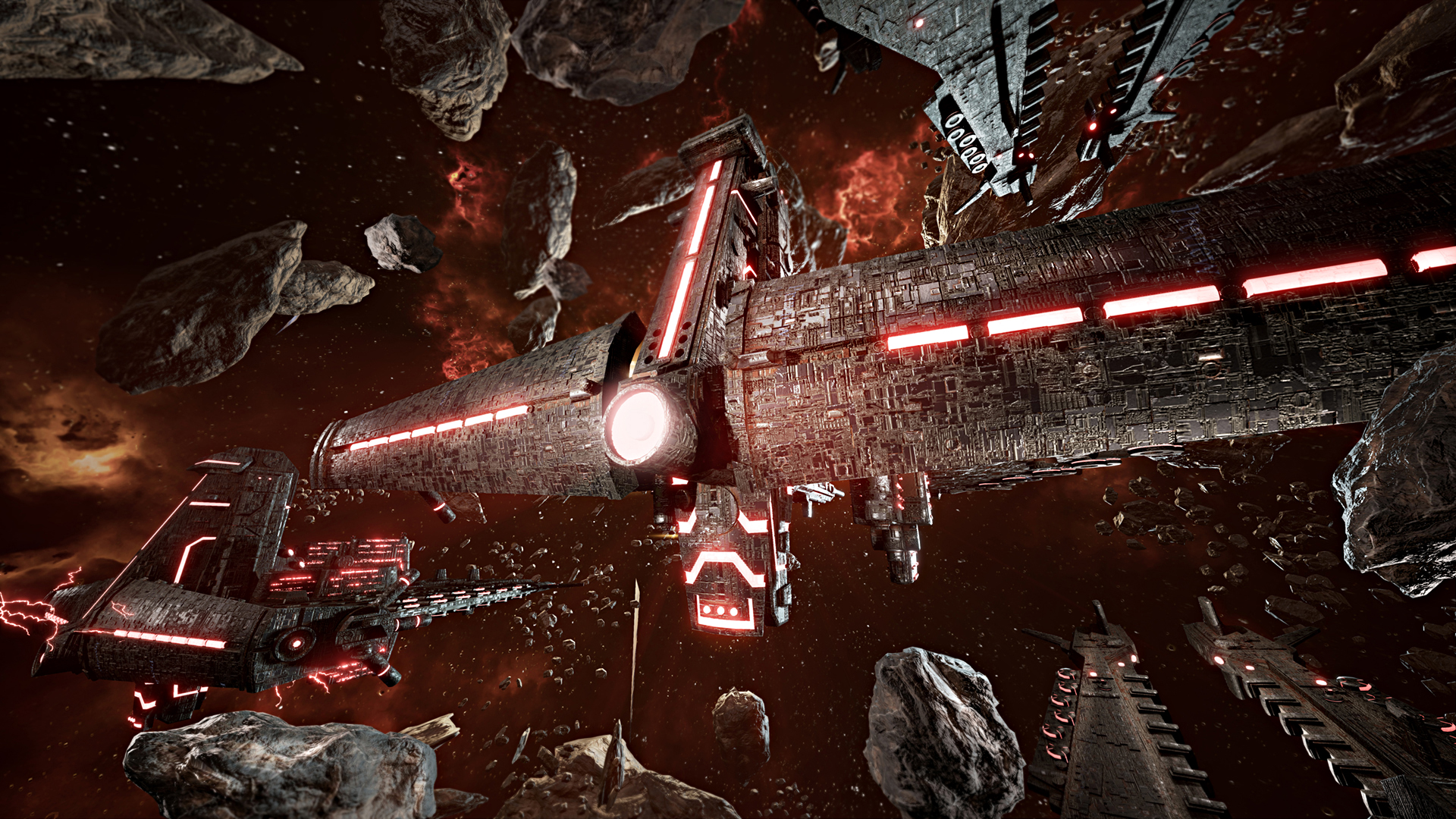 Battlefleet Gothic: Armada - Tau Empire Screenshot 3