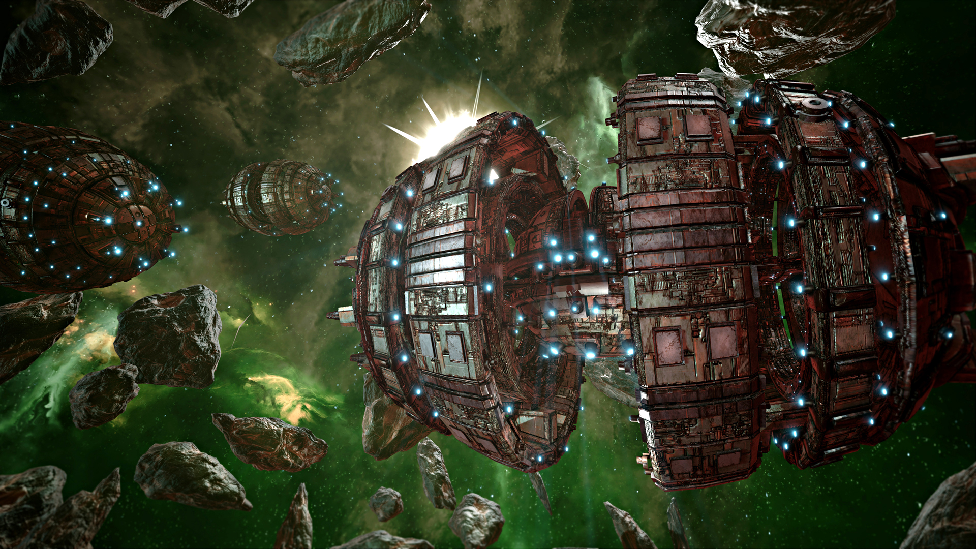 Battlefleet Gothic: Armada - Tau Empire Screenshot 1