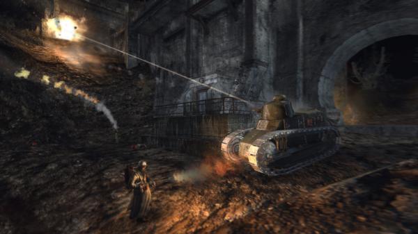 NecroVisioN: Lost Company скриншот