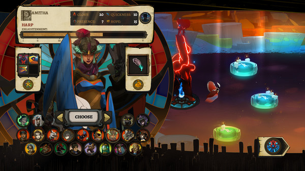Pyre скриншот