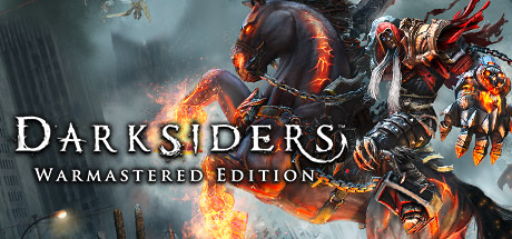 Darksiders Warmastered Edition Cover Image