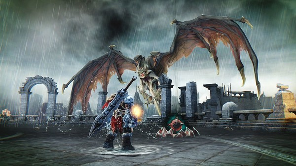 Darksiders Warmastered Edition v1.0-Update 2017.03.08 Plus 11 Trainer-FLiNG