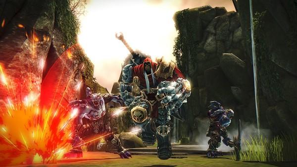 Скриншот №5 к Darksiders Warmastered Edition