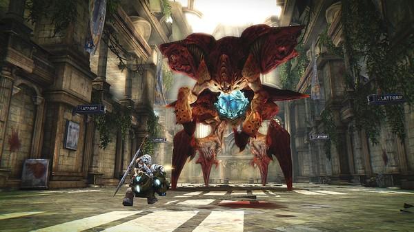 Скриншот №9 к Darksiders Warmastered Edition