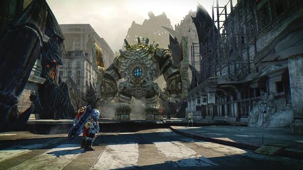 Скриншот №14 к Darksiders Warmastered Edition