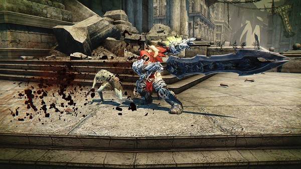 Скриншот №2 к Darksiders Warmastered Edition
