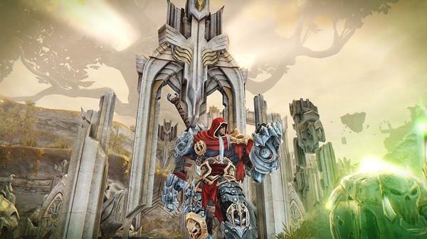Скриншот №1 к Darksiders Warmastered Edition