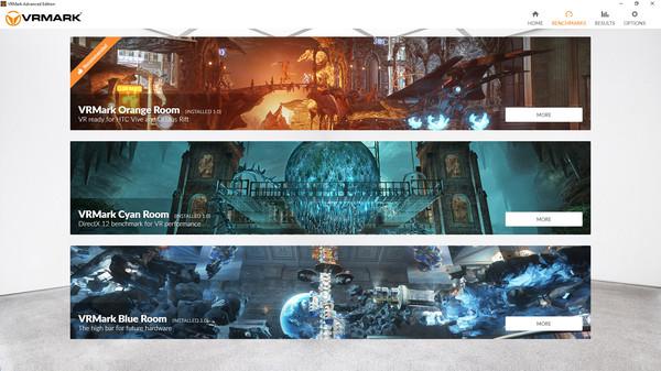 Скриншот №2 к VRMark