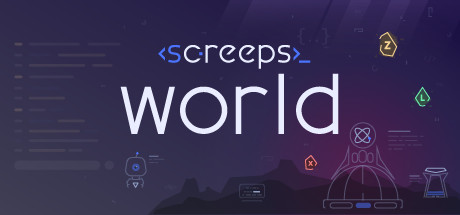 Screeps: World Cover Image