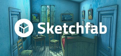 VR Apps for English Learners #7 - Sketchfab VR