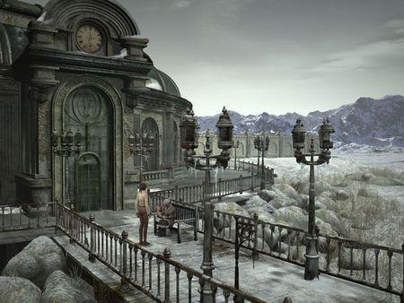 Скриншот №1 к Syberia