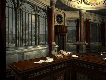 скриншот Syberia 1