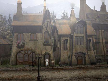 Syberia скриншот