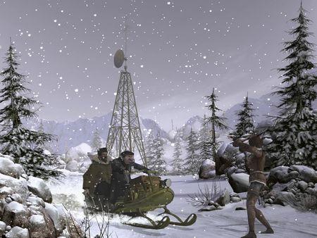 Скриншот №9 к Syberia II