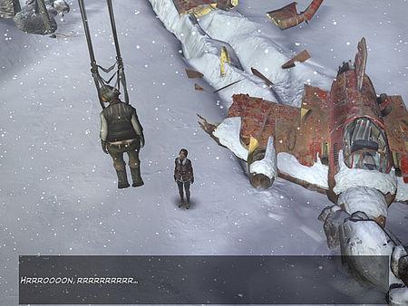 Syberia 2 скриншот