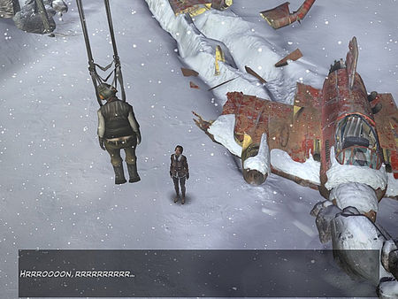 Скриншот №7 к Syberia II