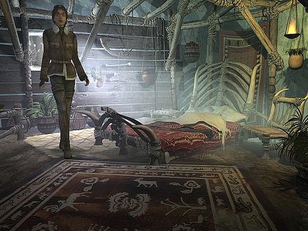 Скриншот №6 к Syberia II