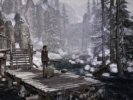 Скриншот №5 к Syberia II