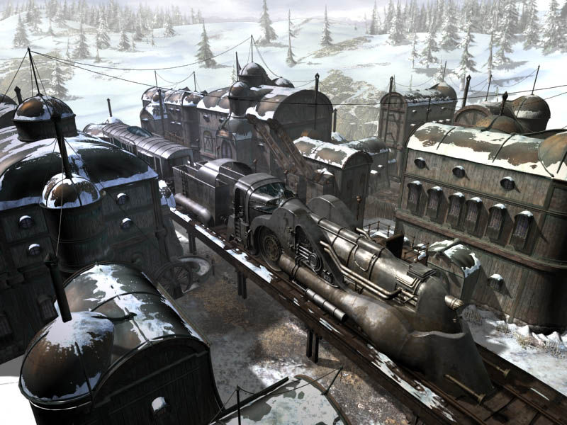 Find the best gaming PC for Syberia II