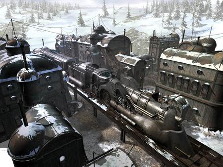 Скриншот №1 к Syberia II