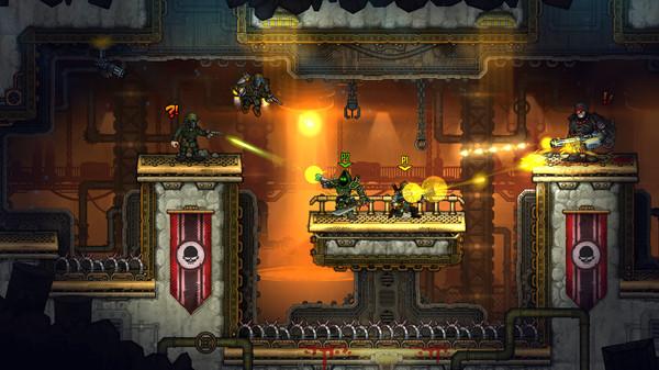 Скриншот №15 к Fury Unleashed