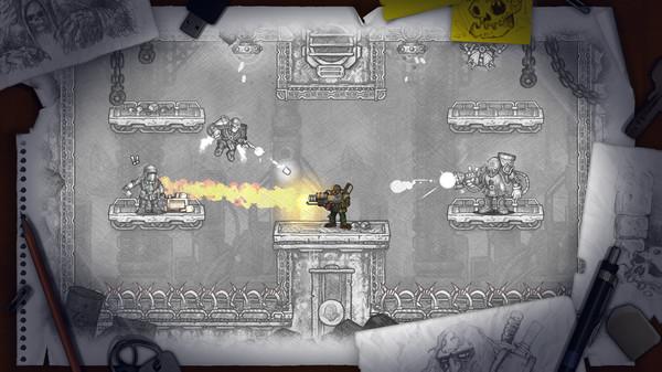 Скриншот №14 к Fury Unleashed