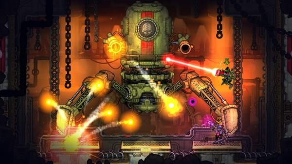 Скриншот №3 к Fury Unleashed