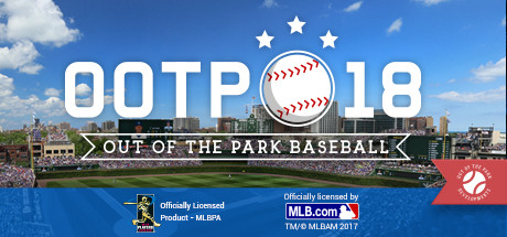 Out of the Park Baseball 18 Cover Image