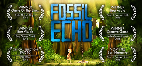 Game Banner Fossil Echo
