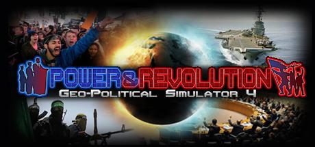 Power & Revolution Cover Image