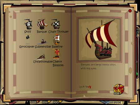 скриншот Zombie Pirates 2