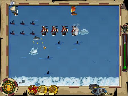скриншот Zombie Pirates 5