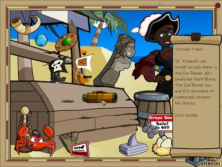 скриншот Zombie Pirates 0